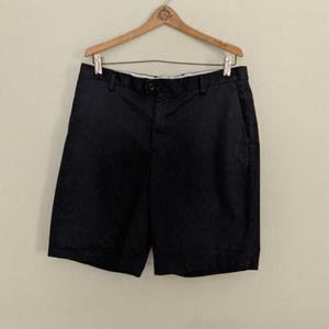 Calvin Klein Navy Shorts 34W